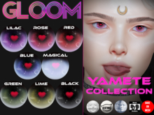 Gloom. - Yamete Collection - Fatpack