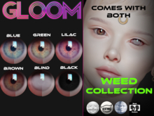 Gloom. - Weed Collection - Fatpack