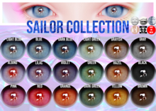 Gloom. - Sailor Collection - Fatpack