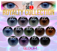 Gloom. - Royalty Collection - Fatpack