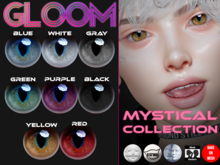 Gloom. - Mystical Collection - Fatpack