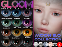 Gloom. - Moon 2.0 Collection - Fatpack