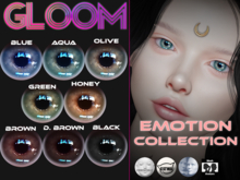 Gloom. - Emotion Collection - Fatpack