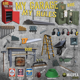 MadPea MGMR - Motor Oil Sign 2