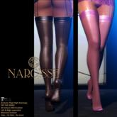 -Narcisse- ADD Amanda Stockings - ML