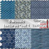 6 Mosaics FP set1