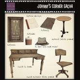 Serenity Style- Johnny Diary
