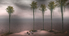 LB Agarwood Tree Animated 4 Seasons