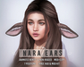 Nara Ears (Bento) by Sweet Thing. Animated ears for your deer, faun, satyr, cervine, equine, pony etc avatar!