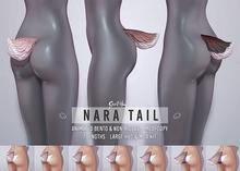 Sweet Thing. Nara Tail (Bento)