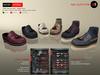 A&D Clothing - Shoes -Jayden-  SlimPack