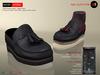 A&D Clothing - Shoes -Jayden- Ebony