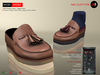 A&D Clothing - Shoes -Jayden- Brown