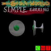 ::GW:: Simple earring
