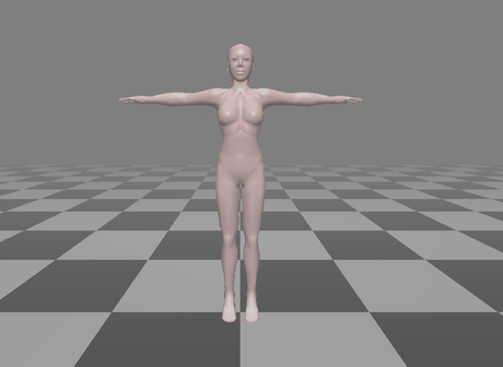 T pose by Archie Full Perm (Priority 4)