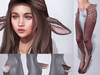 Nara Ears + Tail + FREYA Legs MEGAPACK! by Sweet Thing. Set for faun, deer, satyr, fantasy, nymph etc avatars! Hooves!