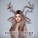 Nature's Crown - Simple by Sweet Thing. Antlers for faun, deer, forest fairy, fawn, satyr, nymph, eladrin, dryad druid..