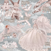 :Moon Amore: Bride Dreams / The Arcade March FATPACK