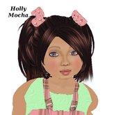 Holly Mocha (Adult & Child)