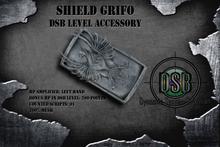 DSB LEVEL  SHIELD GRIFO - ACCESSORY  v1.1 BOX