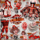 :Moon Amore: Clowns Circus  Collection / FATPACK