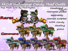 {NB} Hallowpup Royal Candy Thief Hood
