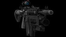 Full Perm Scripted HK416 AG-C/EGLM Assault Rifle 100% Mesh PDW CQB Battle Rifle Copy and Modify Weapon