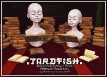 .Tardfish. Magic Book - By MissAbilgail (wear to recieve)
