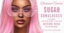 [Cinnamon Cocaine] Sugah - Sunglasses