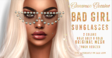 [Cinnamon Cocaine] Bad Girl - Sunglasses