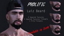 [PROLIFIC] Luiz Beard BOX