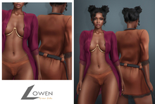 Lowen - Grimes Robe [Fatpack]