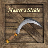 Master's Sickle [G&S]