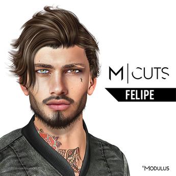 Modulus - Felipe Hair - Browns