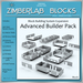 House Building System Expansion full perm - ZimberLab Blocks - Advanced