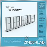 Mesh Windows full perm - ZimberLab Window B2