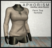 !APHORISM! - Fern Top - Tortilla