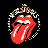 Rolling Stones 50th Anniversary Poster