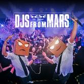 DJs From Mars Poster