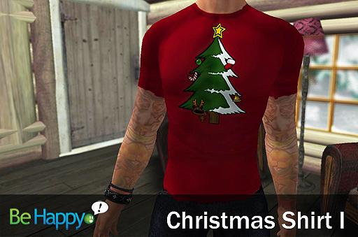 !BH ~ Christmas Shirt I