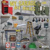 MadPea MGMR - Blue Screwdrivers