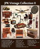 **JPK Vintage Collection2 -Steampunk PC Gramophone