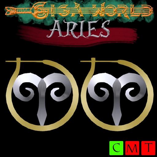 ::GW::Aries earrings
