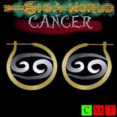 ::GW::Cancer earrings