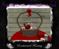 Baseball Lovers Gift Basket ~ Red ** PROMO PRICE **