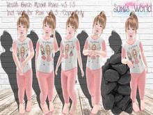 *SW* Youth Bento Model Poses v.5.1-5Hud