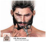 AM. - Royal Tattoo