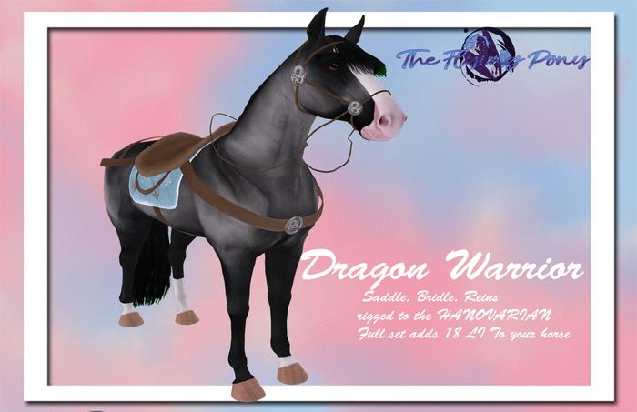 .:[TFP]:. [Teegle Hano] Dragon Warrior