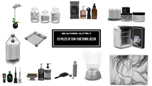 SIIX // Bathroom Clutter V1 - 29 items