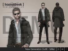 [ hoorenbeek ] NG Outfit - BOX - Miller - DEMO